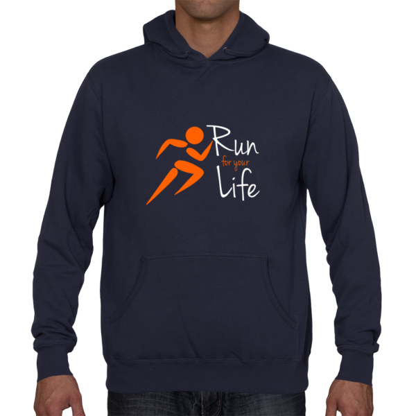 Run For Your Life Hoodie